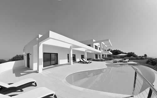 Summer-Residence-in-Giannades-Corfu-pool-panorama-and-contemporary-house-featured-bw