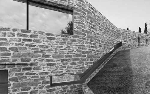 Stone Residence in Kavvadades Corfu cover photo bw